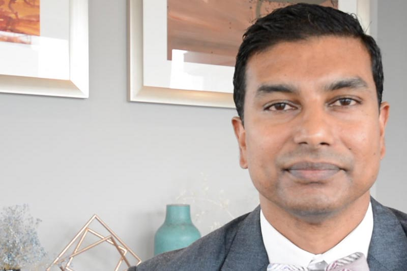 Video of Krishan, general manager, Drummond Place