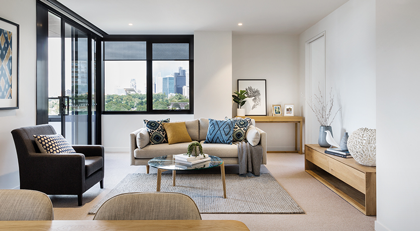 Apartment at Drummond Place Carlton
